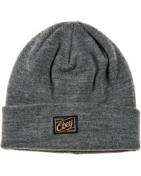 Obey The Jobber Beanie - Lyst