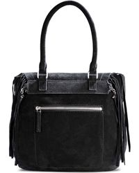 Barbara Bui Medium Leather Bag - Lyst