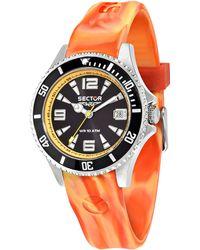 Sector Wrist Watch - Orange