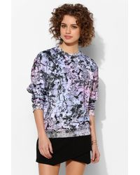 Jaded London - Pastel Cluster Sweatshirt - Lyst