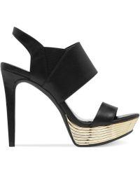 Jessica Simpson Feehamm Platform Sandals - Lyst