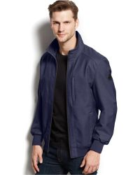 Michael Kors Michael Berlin Full-Zip Soft-Shell Jacket - Lyst
