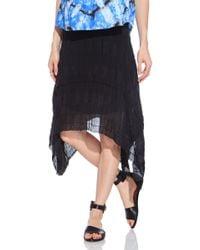 Raquel Allegra Handkerchief Skirt - Lyst