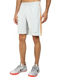"Nike Court 9"" Short - Lyst"