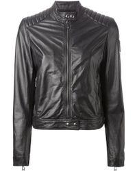Belstaff Biker Jacket - Lyst