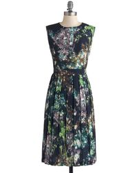 ModCloth Flaunt Every Facet Dress - Lyst
