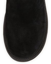 Ugg Crystal Bow-Embellished Classic Short Boot - Lyst
