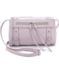 She + Lo - She + Lo Rise Above Cross Body Bag - Pool Blue - Lyst