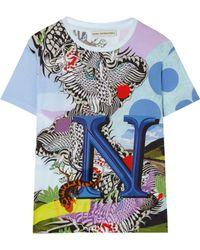 Mary Katrantzou N For Natural T-shirt - Lyst