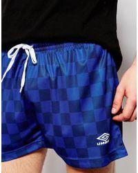 Umbro Rio Shorts - Blue