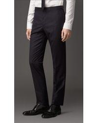 Burberry Slim-Fit Virgin Wool Suit - Lyst