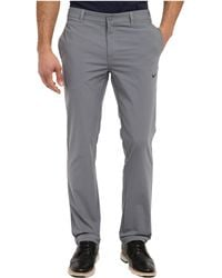 Nike Golf Sport Chino Pant - Lyst