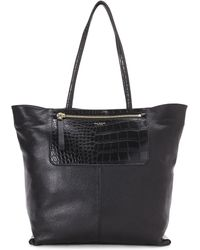 Isaac Mizrahi New York - Black Lillie Tote - Lyst