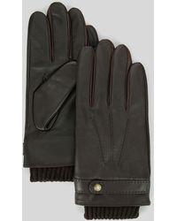 Ted Baker Myglove Deerskin Gloves - Lyst