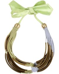 Beavaldes - Necklace - Lyst