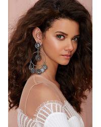 Nasty Gal Change It Up Chandelier Earrings - Lyst