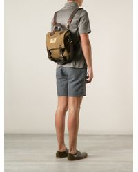 Junya watanabe Small Backpack in Brown for Men | Lyst