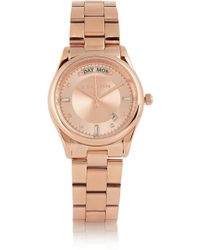 Michael Kors Colette Rose Gold-tone Watch - Lyst
