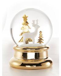 Babista Sneeuwbol Klingel Goudkleur - Metallic