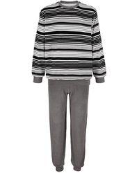 Babista Pyjama Roger Kent Zwart/grijs/wit - Meerkleurig