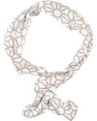 Jil Sander Navy Necklace - Lyst