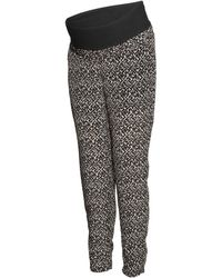 H&M Mama Patterned Trousers - Lyst