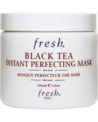 Fresh - Black Tea Instant Perfecting Mask - Lyst