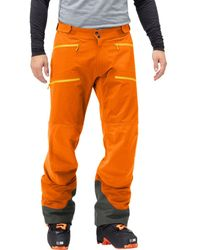 Norrøna Lyngen Flex1 Pant - Orange
