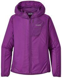 Patagonia Houdini Jacket - Purple