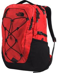 The North Face Borealis 27l Backpack - Red