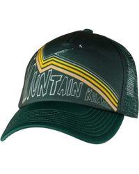 8c37a2c793d Lyst - Mountain Khakis Soul Patch Trucker Cap in Green for Men