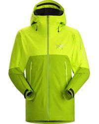 Arc'teryx Rush Is Jacket - Green