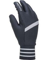 0c7b6d8432 SealSkinz - Solo Stretch Reflective Glove - Lyst. SealSkinz. Solo Stretch  Reflective Glove. $35. Backcountry · Under Armour - Men's Ua Desafio ...