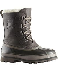 Sorel - Caribou Wool Boot - Lyst