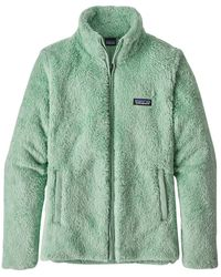 Patagonia Los Gatos Fleece Jacket - Green