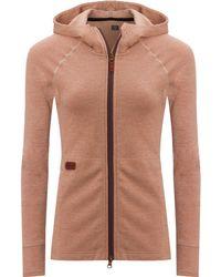 ROJK Superwear - Primaloft Drifter Hooded Fleece Jacket - Lyst