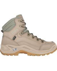 Lowa Renegade Gtx Mid Hiking Boot - Natural