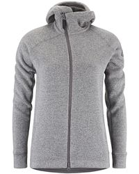 Klättermusen - Balder Hooded Fleece Jacket - Lyst