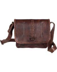Bed Stu - Frankie Artisan Leather Crossbody Bag - Lyst