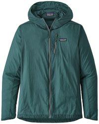 Patagonia Houdini Full-zip Jacket - Green