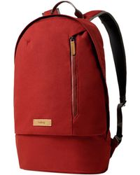 Bellroy Campus Backpack - Red