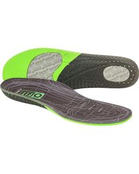 Obōz O Fit Insole Plus - Medium Arch - Green