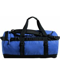 The North Face Base Camp 71l Duffel - Blue