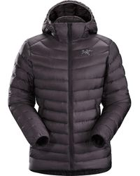 Arc'teryx Cerium Lt Hooded Down Jacket - Multicolor