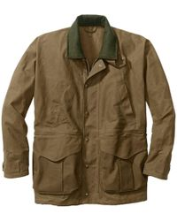 Filson - Tin Cloth Field Jacket - Lyst