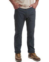 Howler Brothers Frontside 5-pocket Pant - Blue