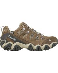 Obōz Sawtooth Ii Hiking Shoe - Brown