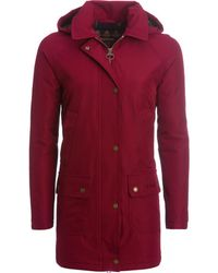 Barbour - Whirl Rain Jacket - Lyst