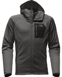 The North Face - Borod Hooded Fleece Jacket - Lyst