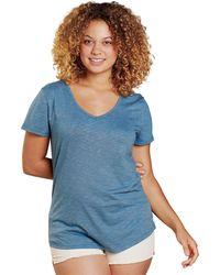 Toad&Co Marley Ii Short-sleeve T-shirt - Blue